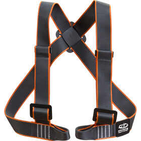 Climbing Technology Torse - orange/noir